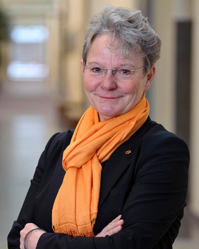 Karin Röding, Rektor, Mälardalens högskola