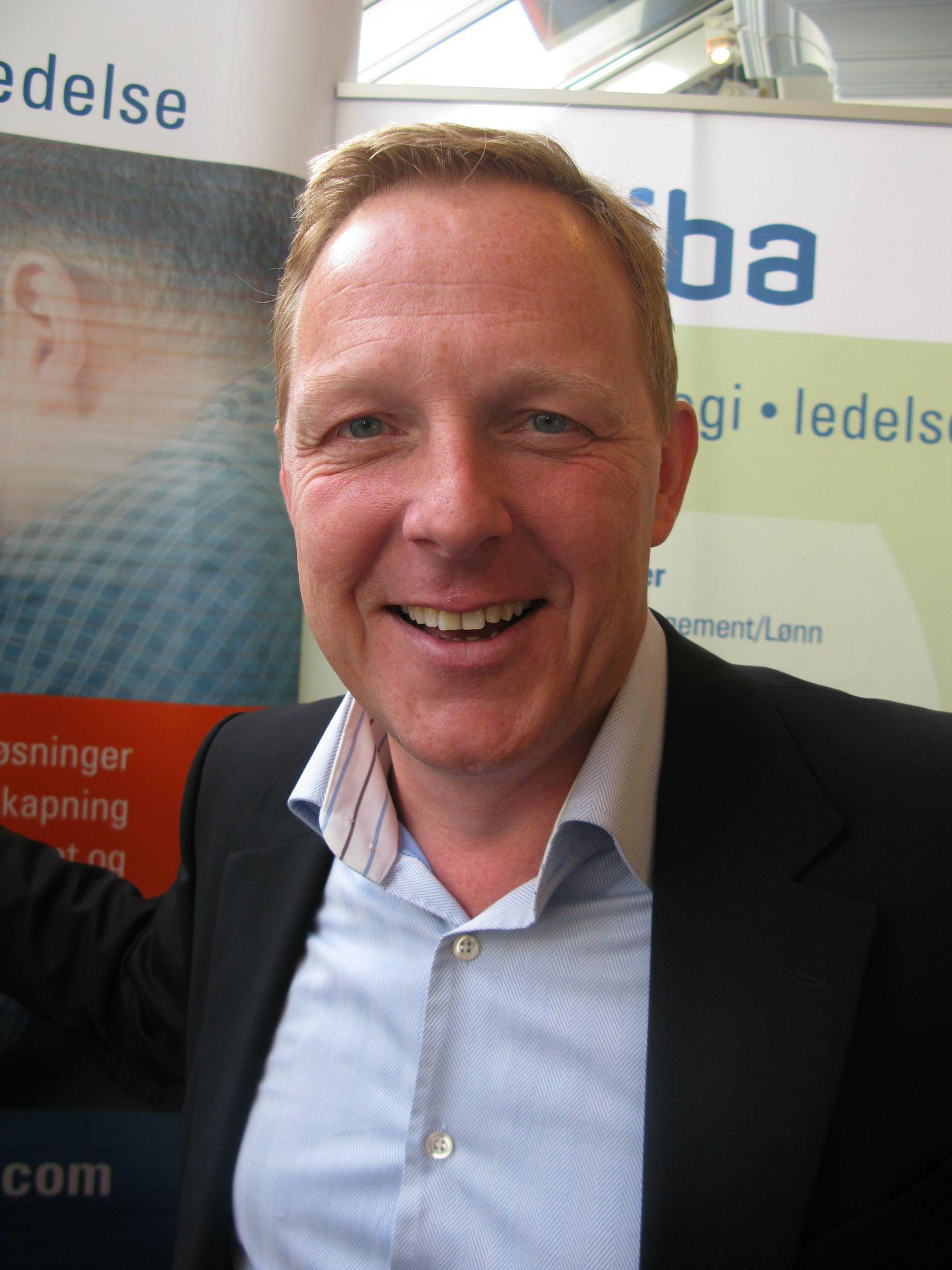 Steinar Sabbasen, VD, Sariba AS